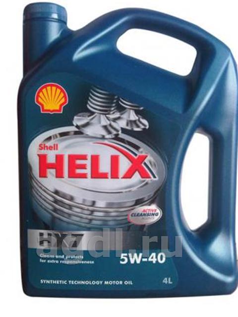 Shell Hx7 5W40